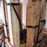 Exklusive, besondere beheizbare Pflanzkübel für Palmen und Olivenbäume